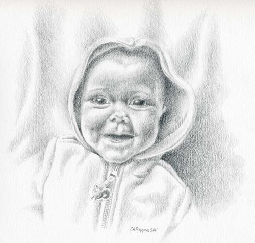 baby portrait