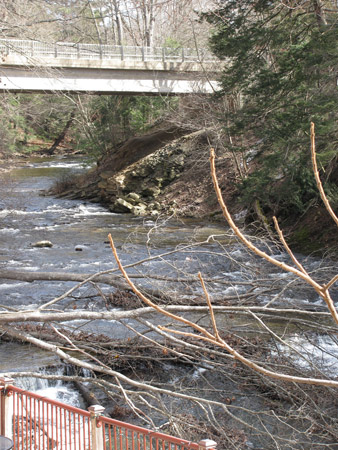 saw mill river montague ma
